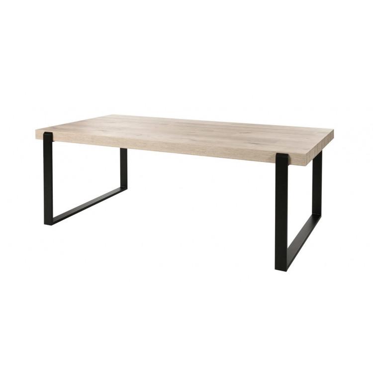 Table de salle à manger industrielle Oriane IV