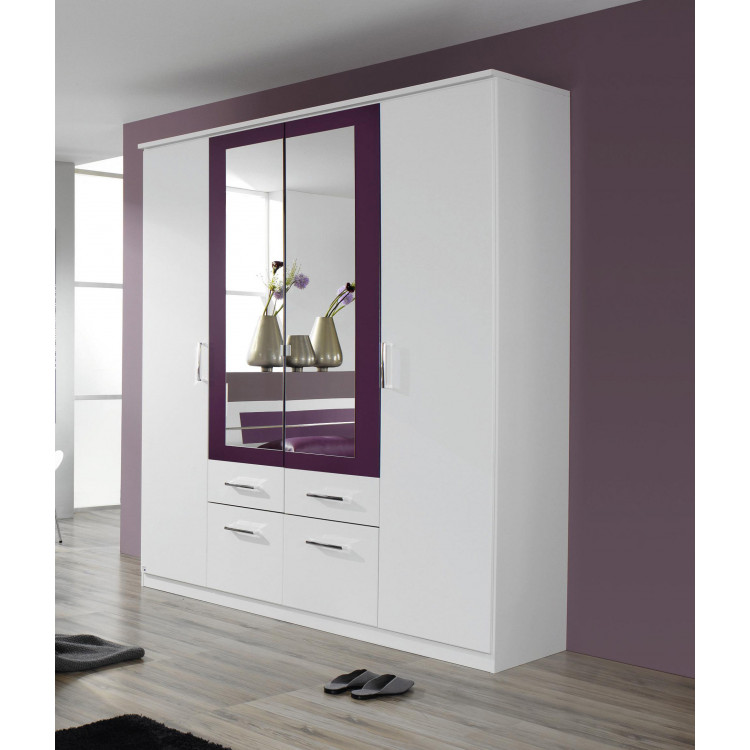 Armoire adulte contemporaine 181 cm Venise