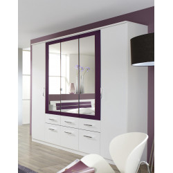 Armoire adulte contemporaine 226 cm Venise