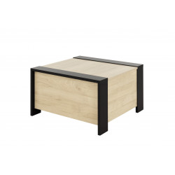 Table basse coffre contemporaine Halma