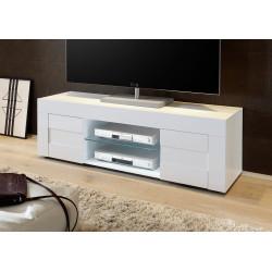 Meuble TV design 138 cm Daisy