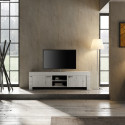 Meuble TV contemporain 180 cm Freeland