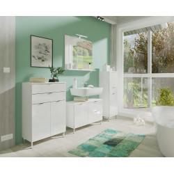 Ensemble de salle de bain moderne Maurine