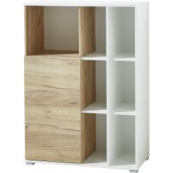Armoire de bureau moderne hauteur 120 cm Pietro