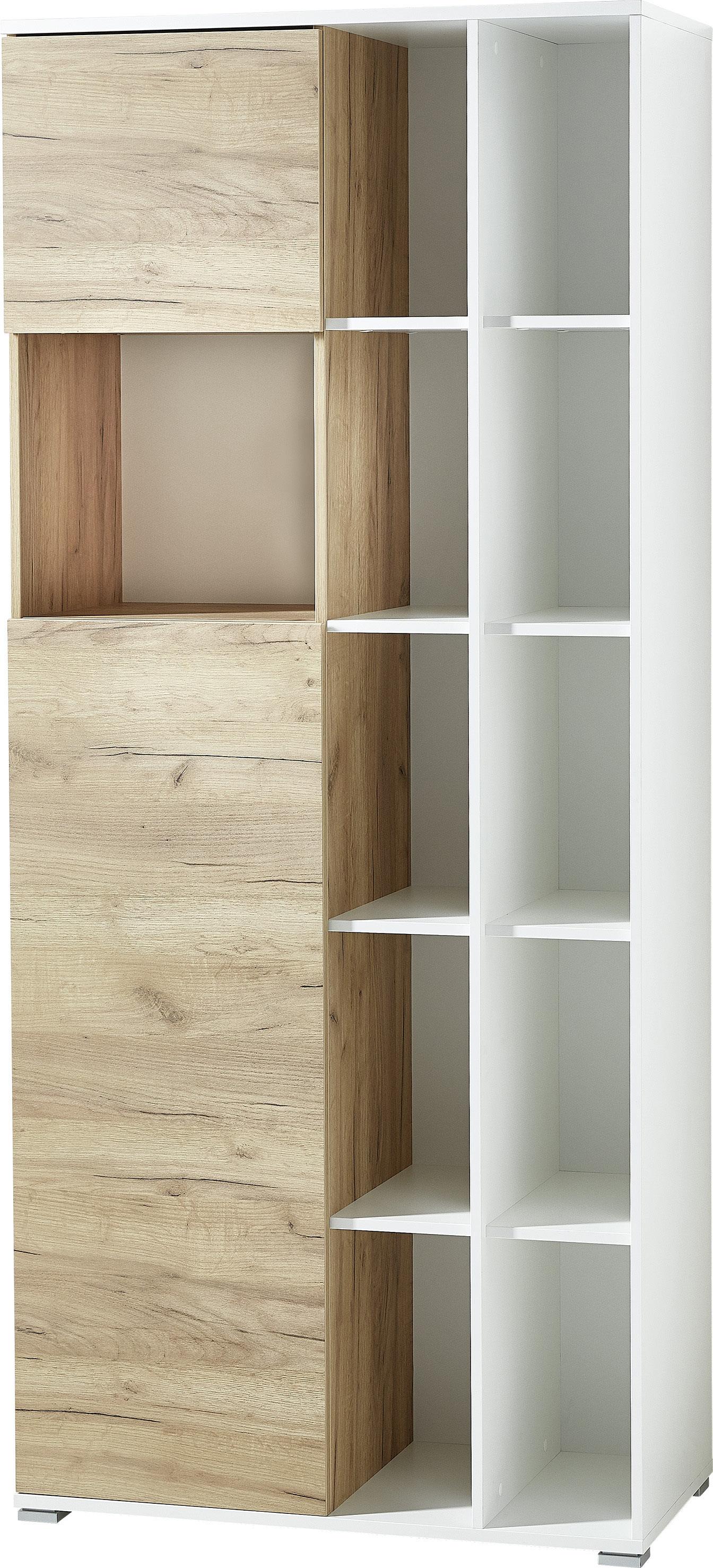 Armoire de bureau moderne hauteur 197 cm Pietro
