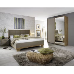 Chambre adulte contemporaine Ursula