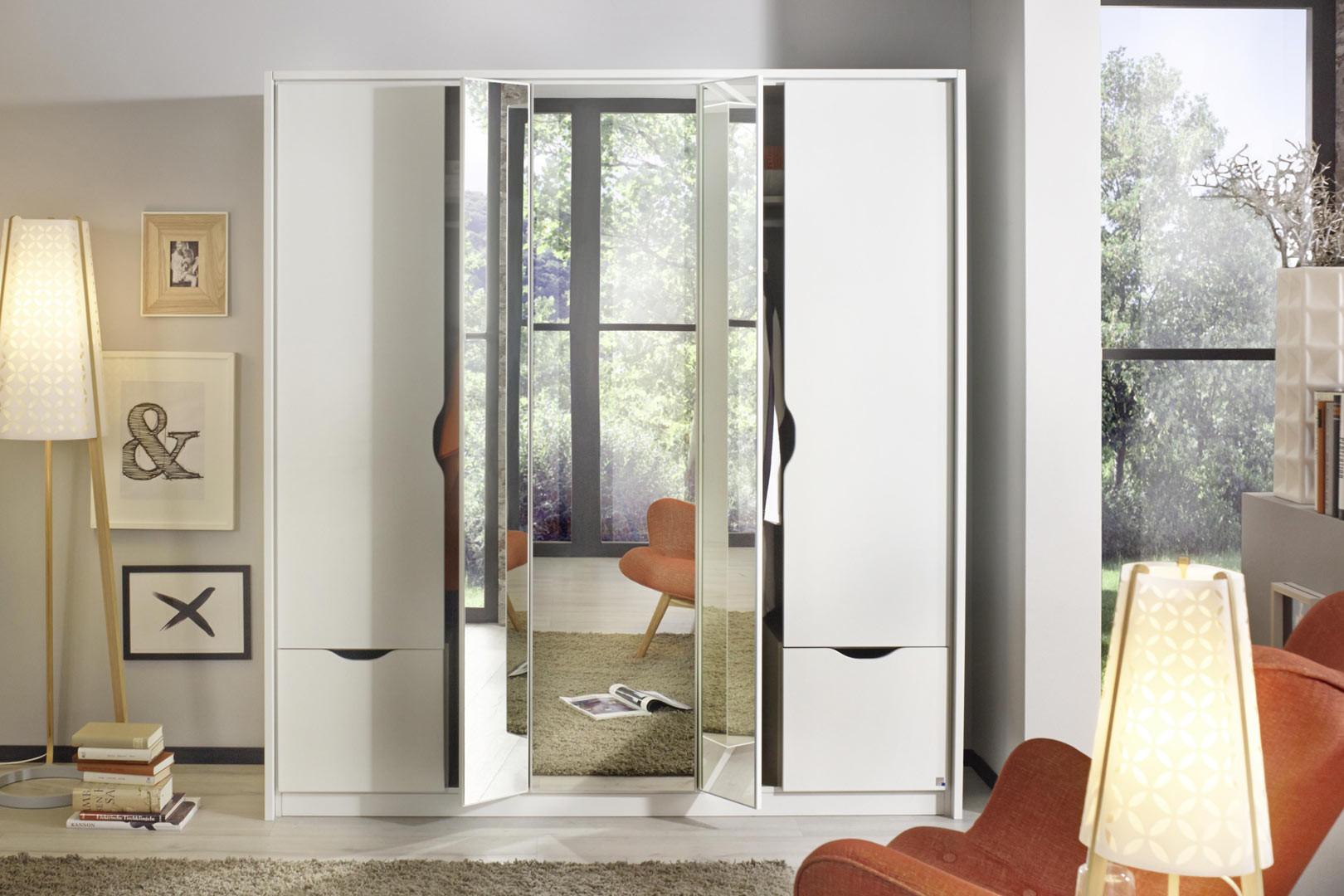 Armoire contemporaine 181 cm Valeriane