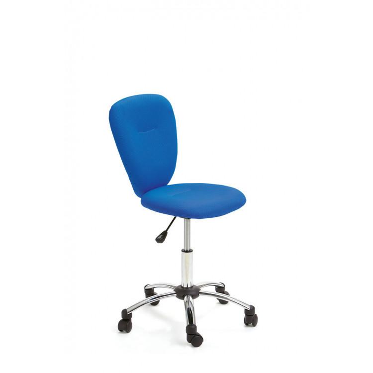 Chaise de bureau moderne en tissu Magali