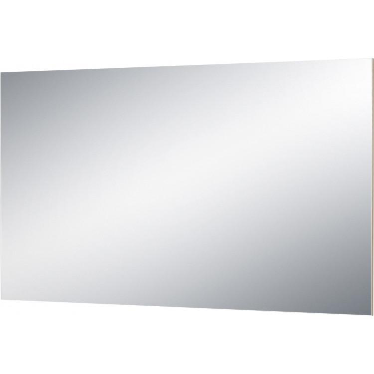 Miroir d'entrée rectangulaire coloris chêne Omaha