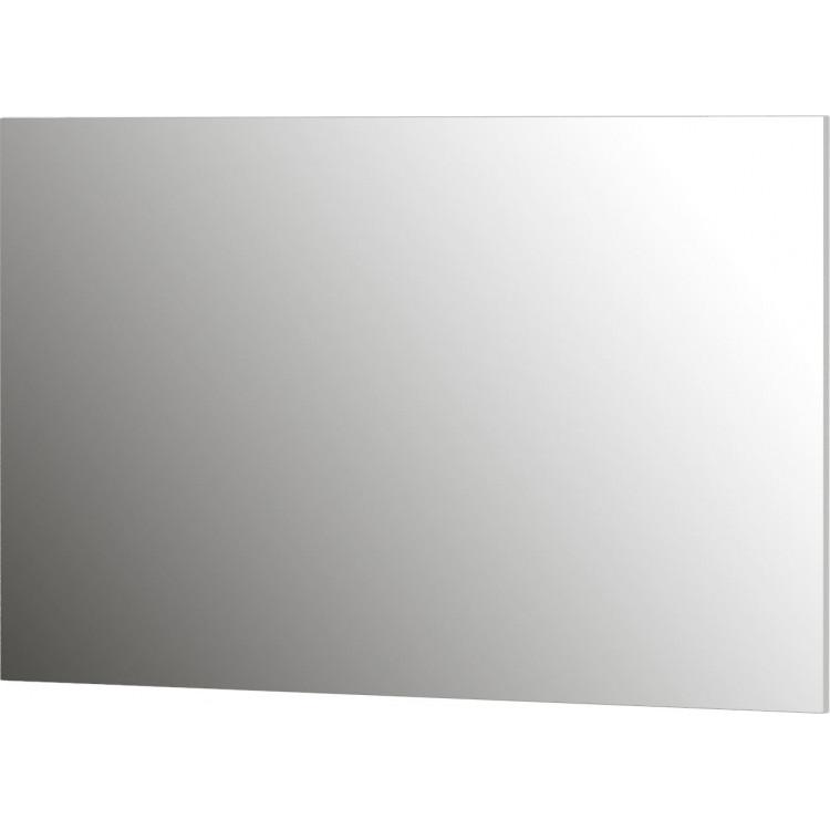 Miroir d'entrée rectangulaire blanc Lorenzo