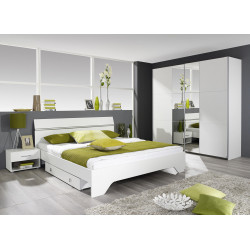 Chambre adulte contemporaine Jasmine
