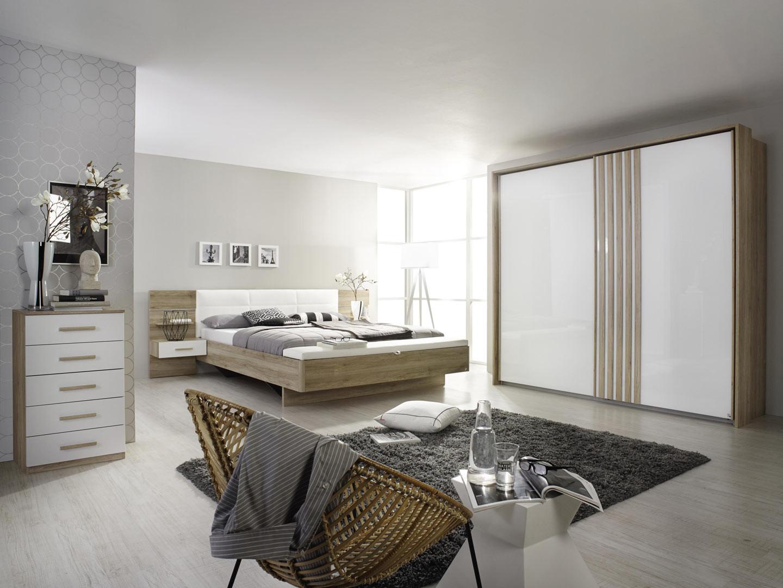 Chambre adulte moderne Mirsa