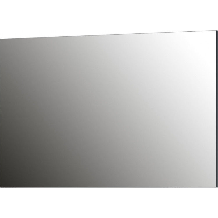 Miroir rectangulaire coloris anthracite Oléron