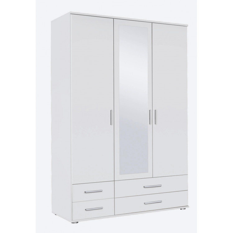 Armoire contemporaine 127 cm Lazaro
