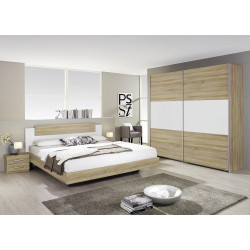 Chambre adulte contemporaine Aureal