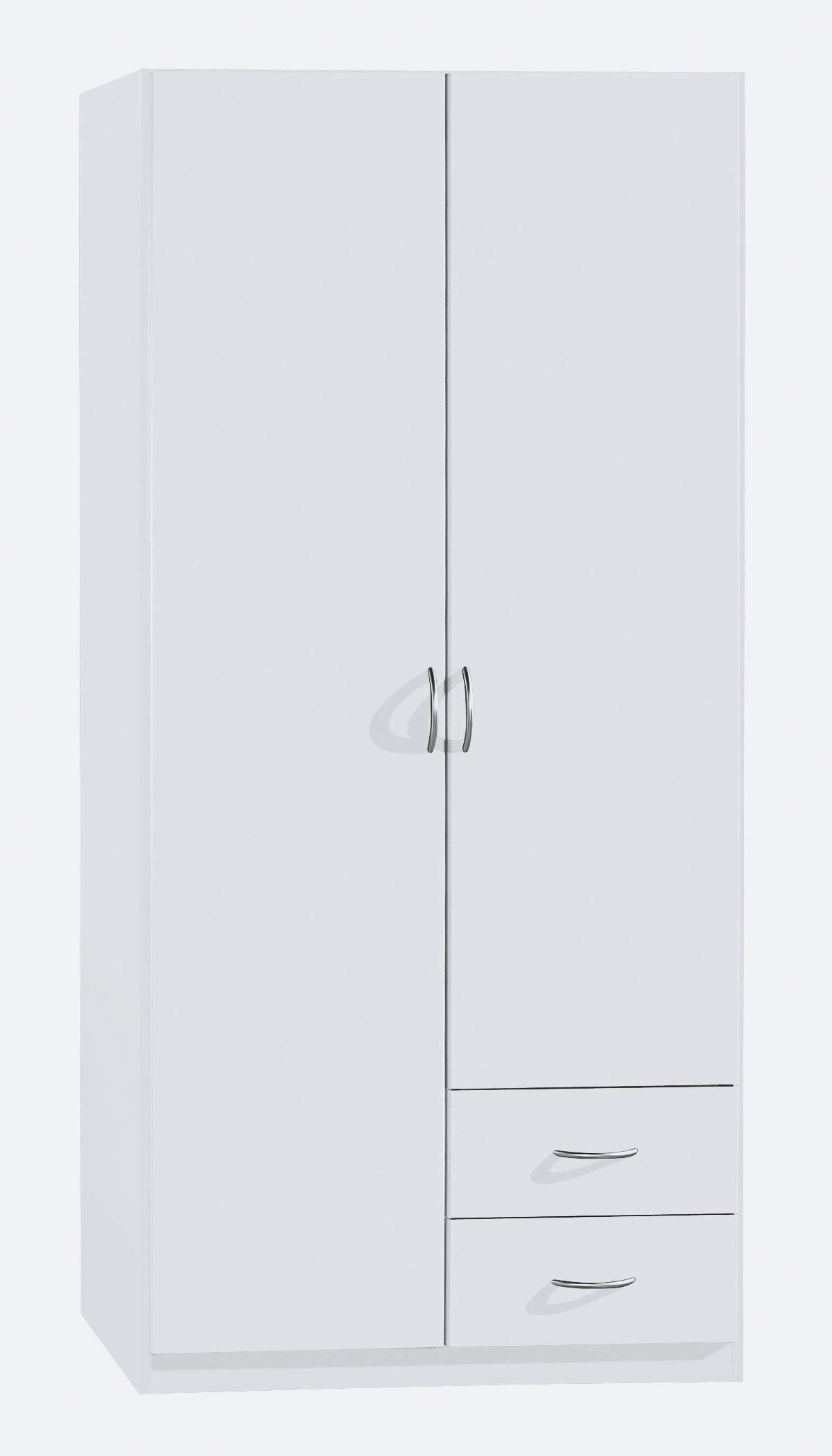 Armoire adulte contemporaine 90 cm Noa