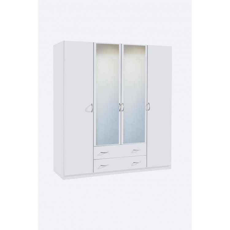 Armoire contemporaine 181 cm Noa