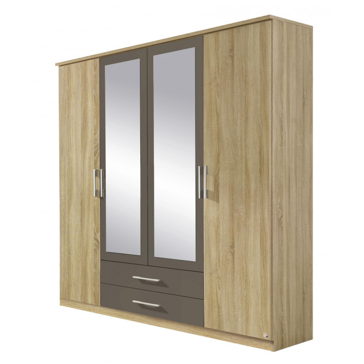 Armoire contemporaine 181 cm Valencia I