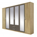 Armoire contemporaine 271 cm Valencia I