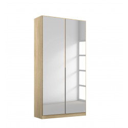 Armoire adulte contemporaine 91 cm Detroit I