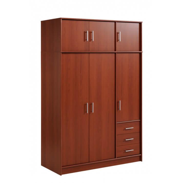 Armoire 6 portes/3 tiroirs VITAL