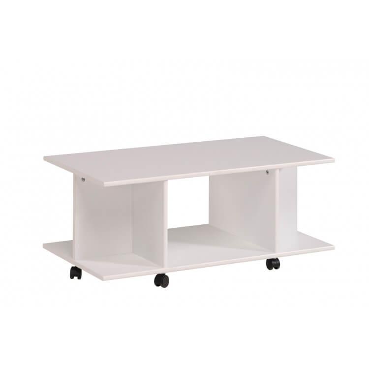 Table basse VITAL blanc