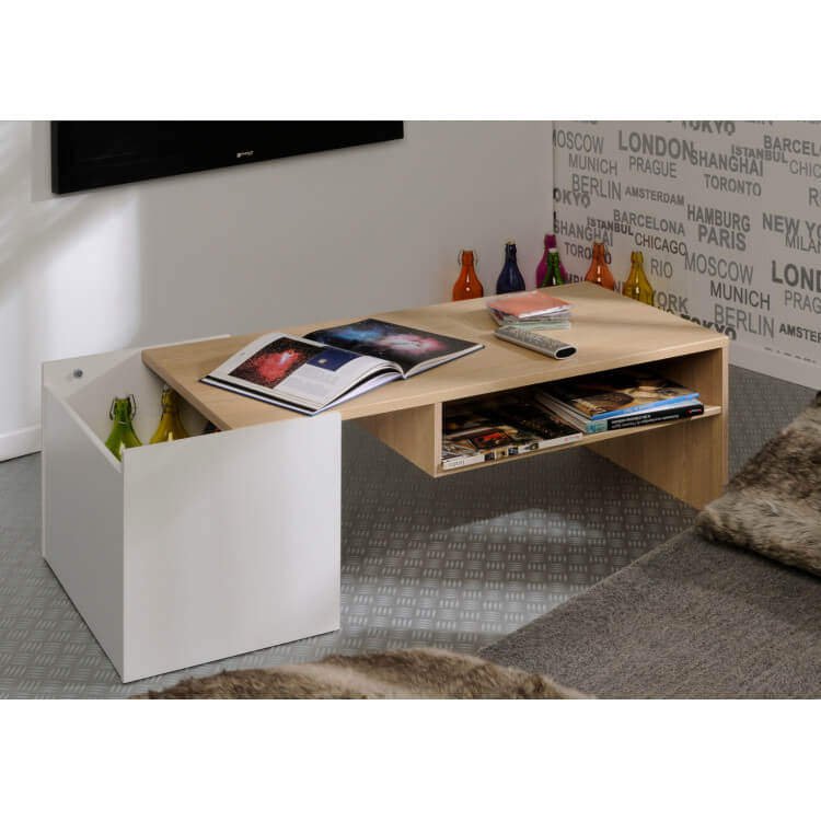 Table basse design PRATIK II