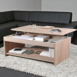 Table basse relevable contemporaine Tommy
