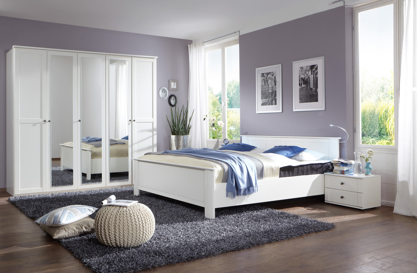 Chambre adulte contemporaine Omalay I