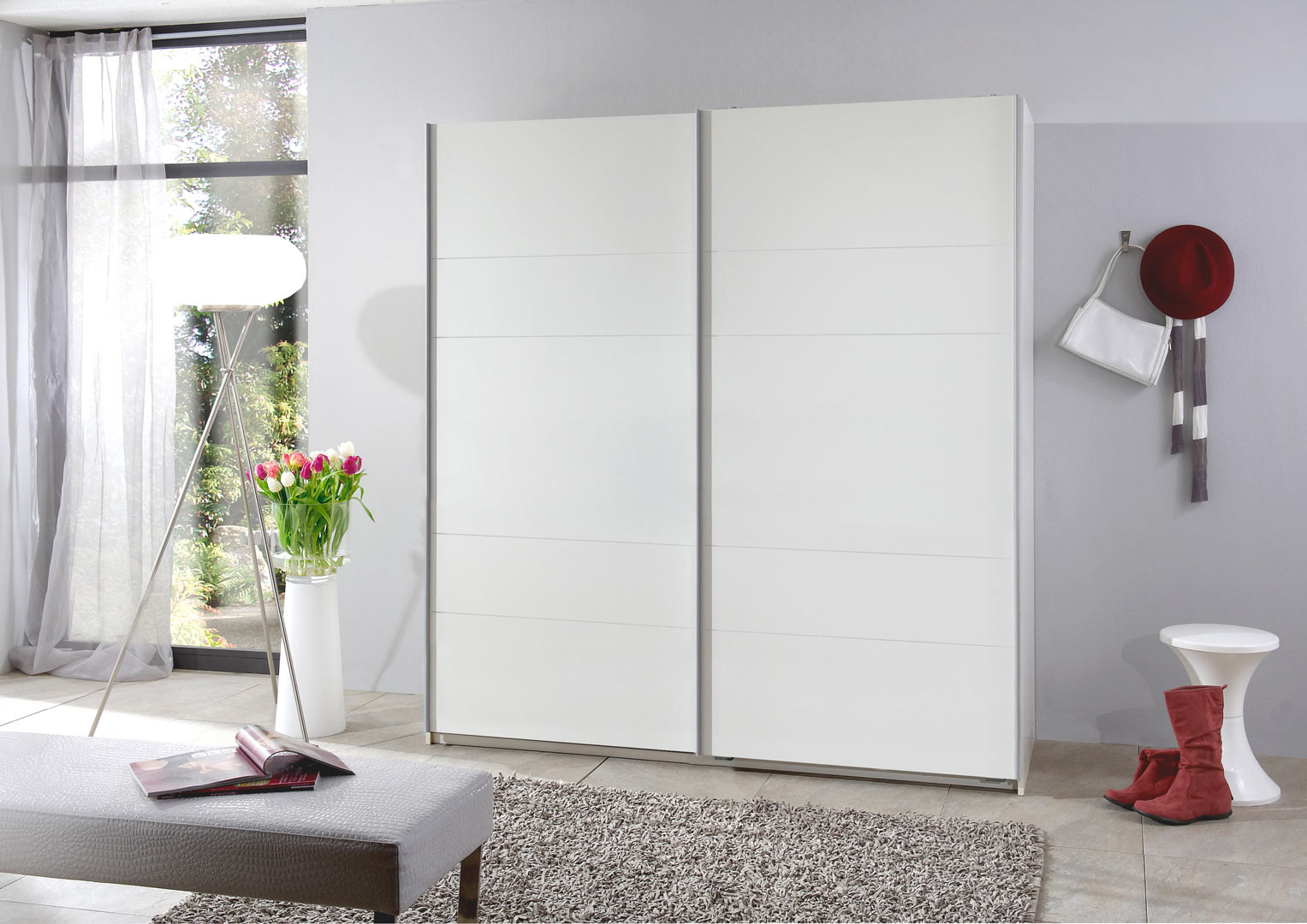 Armoire contemporaine Sylvestre