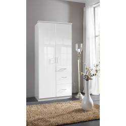 Armoire contemporaine 91 cm Telma I