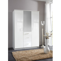 Armoire contemporaine 135 cm Telma I