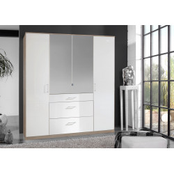 Armoire contemporaine 180 cm Telma I