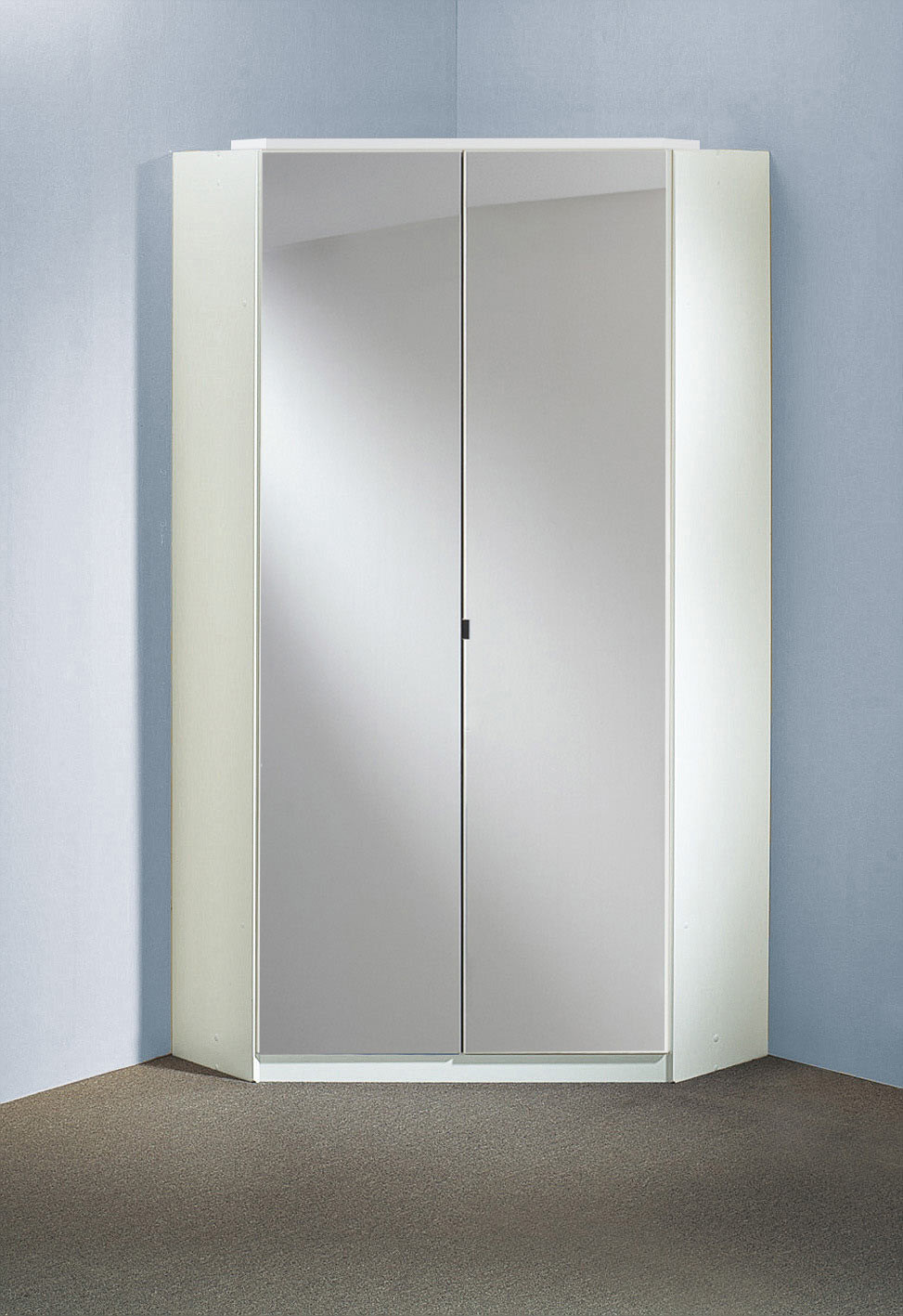 Armoire d'angle contemporaine Telma I