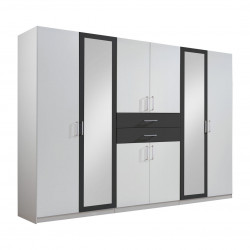 Armoire contemporaine 270 cm Hortensia