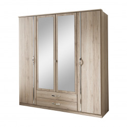 Armoire contemporaine 180 cm Mirza