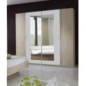 Armoire adulte contemporaine 225 cm Francesca