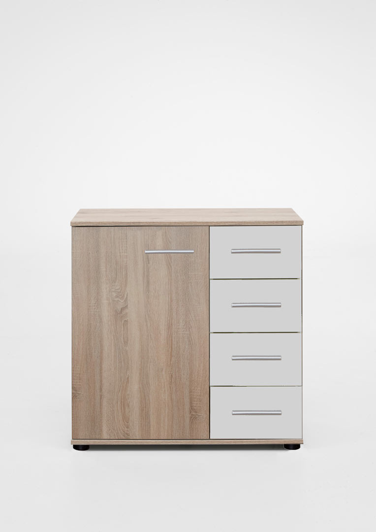 Commode contemporaine 81 cm Francesca