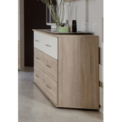 Commode contemporaine 130 cm Francesca I