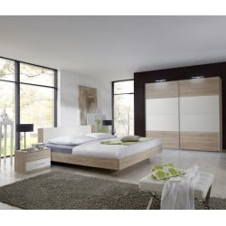 Chambre adulte contemporaine Francesca I