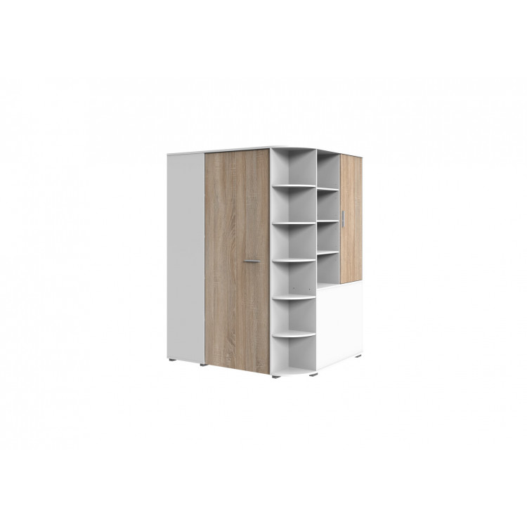 Armoire dressing enfant contemporaine Johane