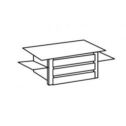 Bloc de tiroirs pour armoire Shella