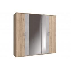 Armoire contemporaine 225 cm Serena