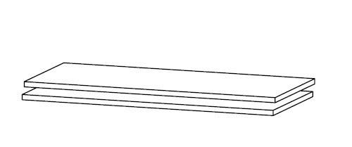 Etagère 111 cm Johana
