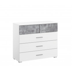 Commode contemporaine 93 cm Penny