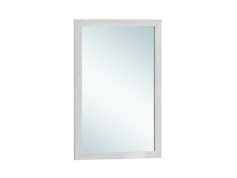 Miroir rectangulaire chêne blanc Curtis