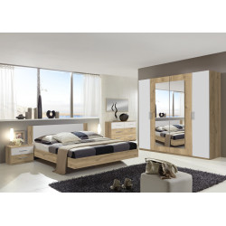 Chambre adulte contemporaine Marvine