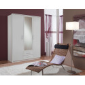 Armoire contemporaine 135 cm Begonia I