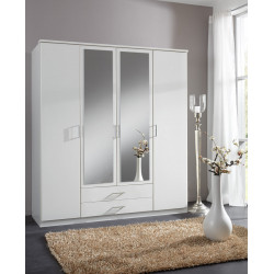 Armoire contemporaine 179 cm Begonia
