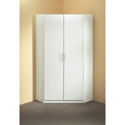 Armoire d'angle contemporaine Begonia